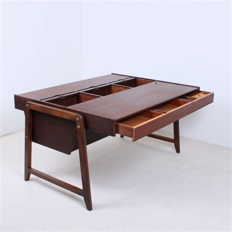 executive writing desk by j clausen and clausen and