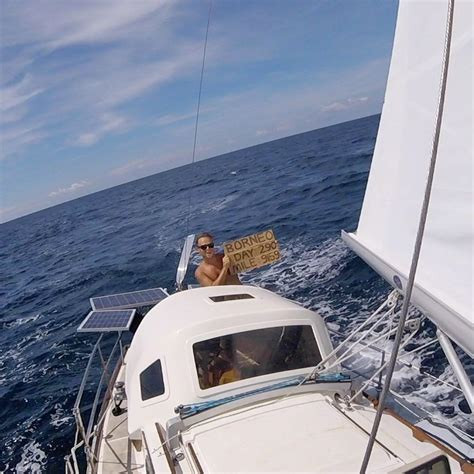 best boat to sail around the world i quit my job to sail around the world and so should you
