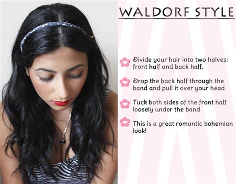 Headband A By 4seasons Babyshop style headbands