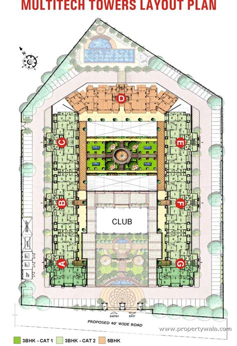 layout plan sector 30 pinjore multitech towers sector 90 mohali apartment flat
