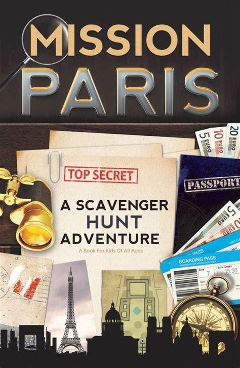 mission barcelona a scavenger 0989226751 travel scavenger hunt for kids mission paris kid washington and barcelona