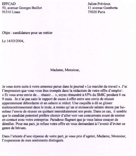 Modã Le Lettre De Motivation Visa Sã Jour Lettre De Motivation 1er Emploi Master Application Cover Letter