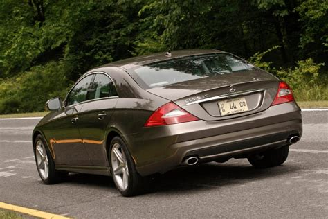 2010 mercedes benz cls class overview cars com