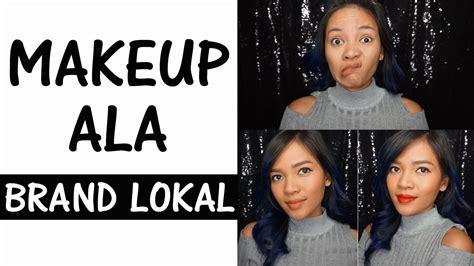 Eyeliner Lokal makeup ala brand lokal