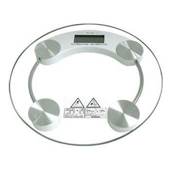 Timbangan Digital Personal Scale timbangan badan digital personal scale transparant 420