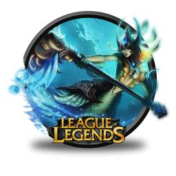 nami icon league  legends iconset fazie