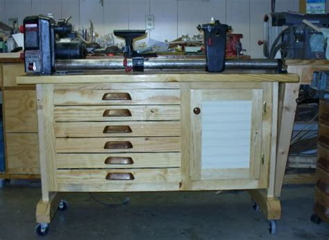 wood lathe bench lathe stand the shop pinterest lathe woodturning