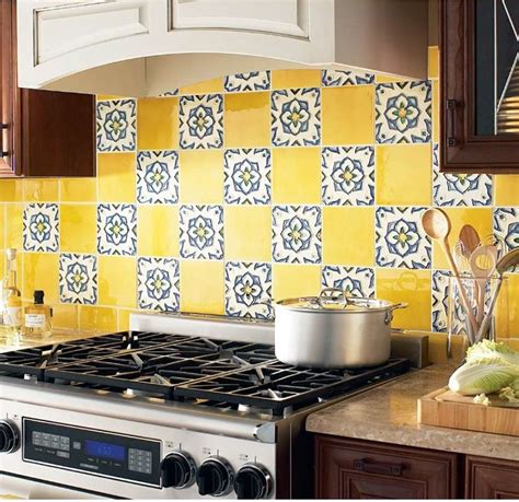 hand painted tiles for kitchen backsplash 1000 images about kitchen ceramic porcelain on