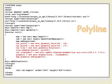 Tutorial Arcgis Javascript | javascript onclick two functions phpsourcecode net