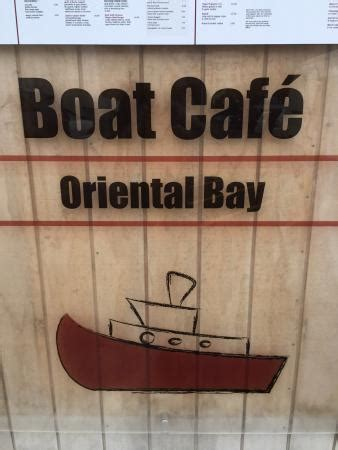 the boat cafe wellington boat cafe wellington nz picture of boat cafe