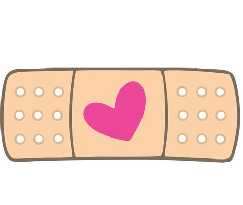 bandaid band aid clipart kid clipartix