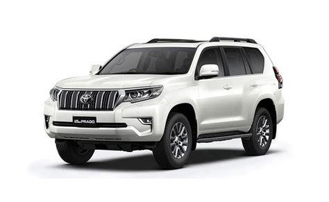 land cruiser prado car toyota land cruiser prado price in india images mileage