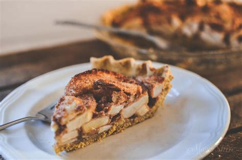 apple pie gluten free dairy free sugar free