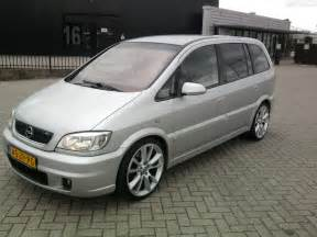 Opel Zafira 2003 Specifications 2003 Opel Zafira Opc Related Infomation Specifications