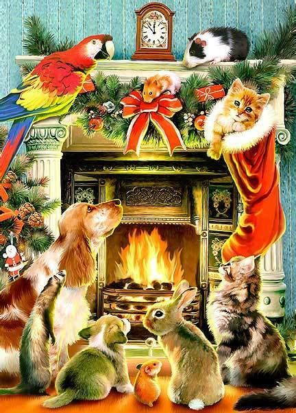 merry christmas    animals animals zone