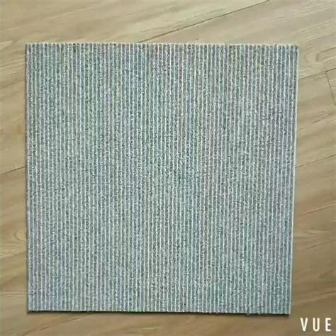 high quality thick pile washable price  carpet tile pvc