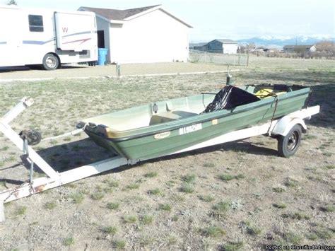 jon boats for sale montana boats for sale in helena montana