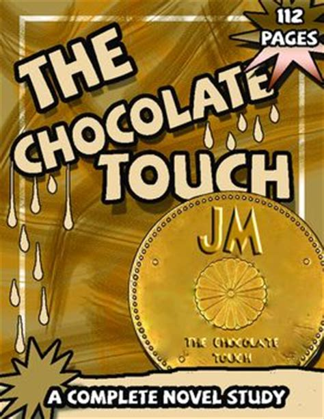 the chocolate touch book report the unit graphic organizers and vocabulary on