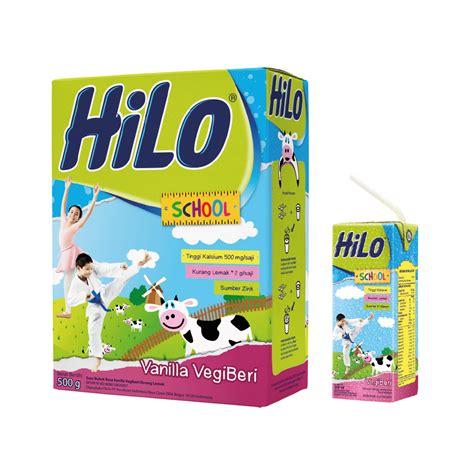Bubuk Hilo School Products Info Peninggi Badan Tumbuh Kembang Anak
