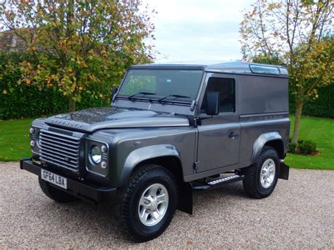 used land rover defender used corris grey land rover defender for sale essex