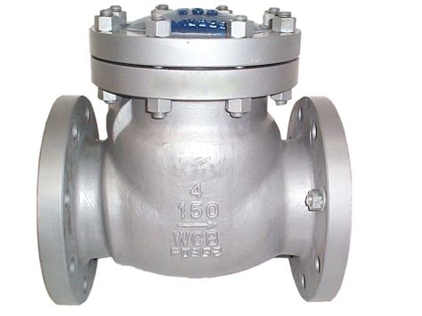 swing check valve china carbon steel swing check valve 150 300 600lb china