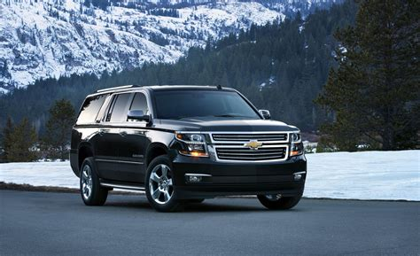 first chevy suburban 2015 chevrolet suburban first drive review car and driver