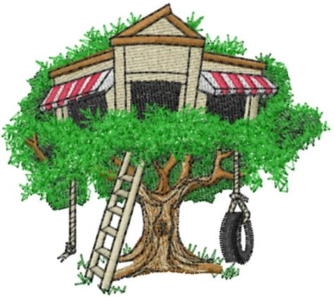 embroidery design house tree house embroidery designs machine embroidery designs