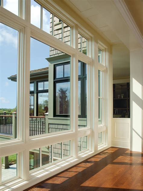 Windows To The Floor Ideas 8 Types Of Windows Hgtv