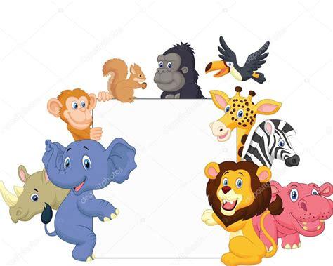 1000 ideas about dibujos animados de animales on dibujos animados de animales salvajes vector de stock