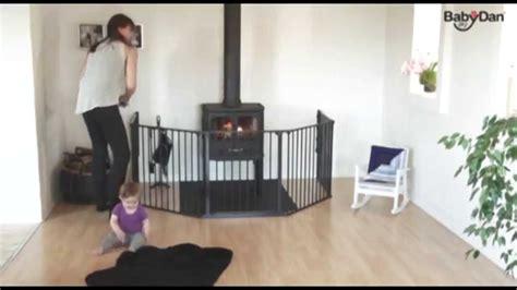 foyer guard babydan hearth gate guard how to use babysecurity