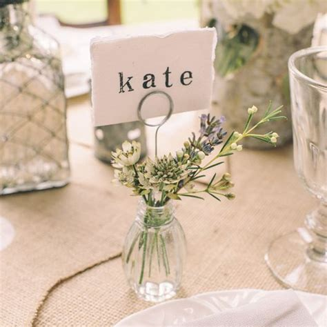 Top 7 Wedding Place Card Holders   Shower ideas   Wedding