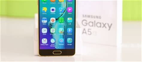 Transformers Standing Samsung On 5 2016 Gold 1 samsung galaxy a5 2016 phone specifications