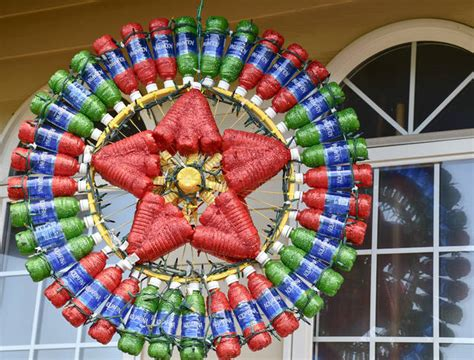 parol filipino recycled holy cross church members create lanterns the garden island