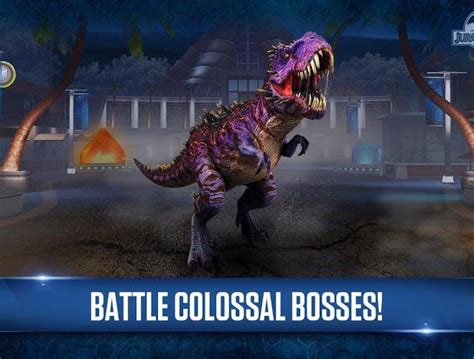 Bluestacks Jurassic World   play jurassic world the game on pc and mac with