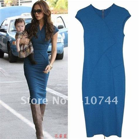 celebrities uk size 12 women fashion sleeveless dress v neck dresses celebrity