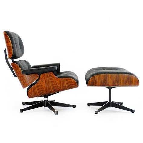 Eames Style Lounge Chair Ottoman Eames Lounge Chair Ottoman