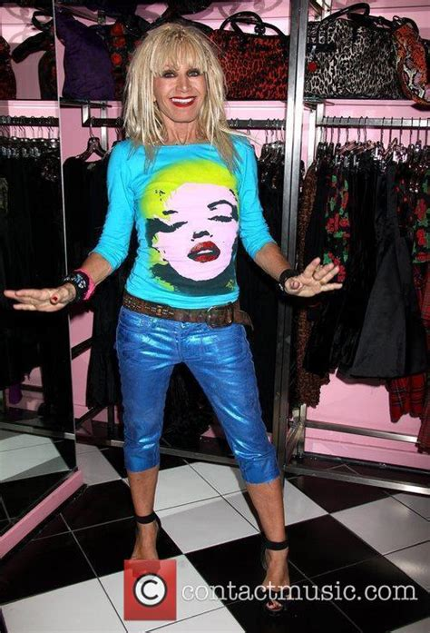 Style From Betsey Johnson And Couture by Fashion Designer Betsey Johnson Makes An Appearance To