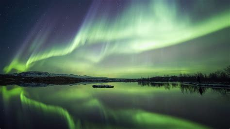 northern lights iceland november the seven best places to escape politics huffpost