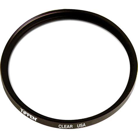 tiffen 107mm coarse thread clear filter 107cclr b h photo