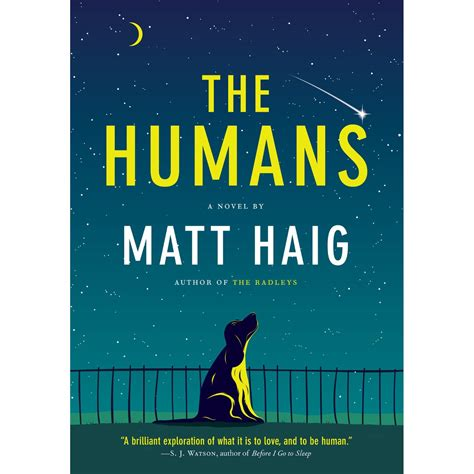 the books october book club the humans by matt haig the
