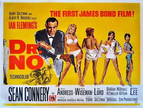 film james bond film picks by pat mystery history first james bond film