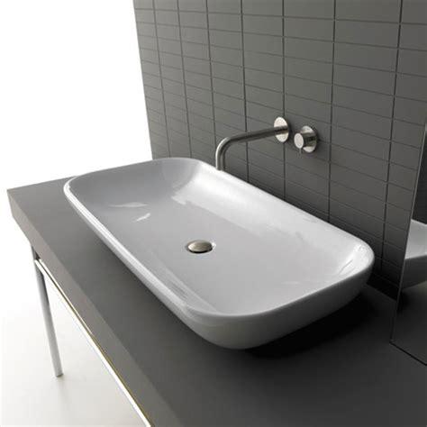 lavandino bagno a ciotola lavabo appoggio 100 ciotola
