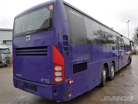 volvo bb  euro carrus  wheelchair lift intercity bus year  price