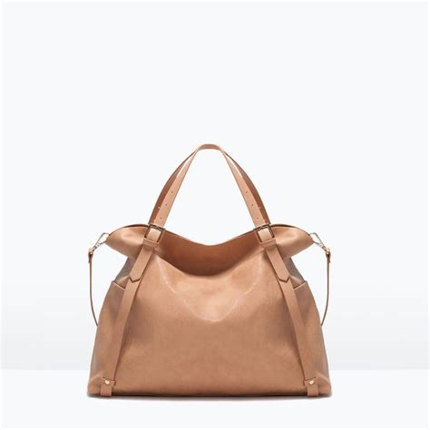 Zara Kabas Bag In Bag Ori zara femme cabas souple clothes bags shoes and zara