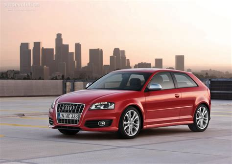 Audi S3 2008 by Audi S3 Specs 2008 2009 2010 2011 2012 Autoevolution
