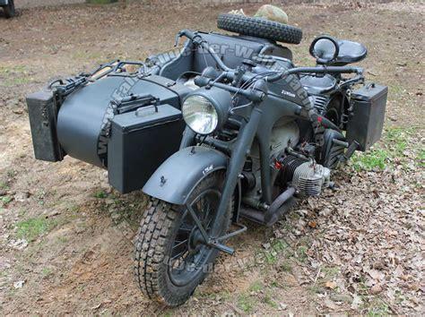 Motorrad Mit Beiwagen Wehrmacht by Pin Bmw R75 Gespann On Pinterest