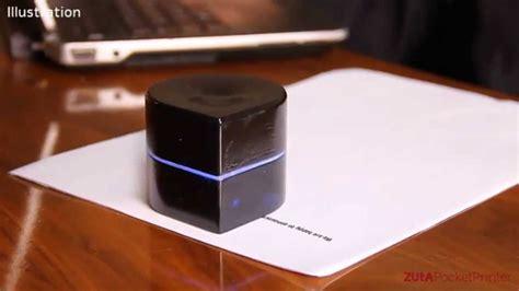 Printer Zuta illustration of the zuta pocket printer
