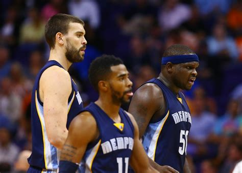 mike conley haircut marc gasol finally the clear cut captain of the grizzlies