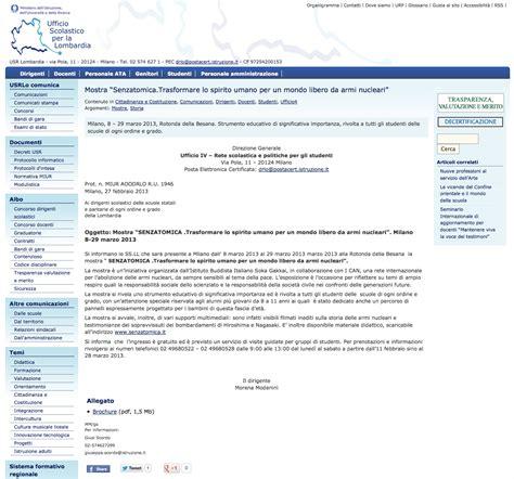 ufficio regionale scolastico firenze 2013 03 03 m i u r ufficio scolastico regionale per la