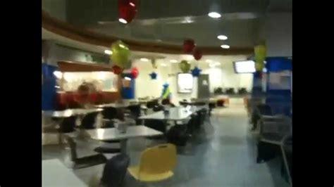 decoracion  globos en comedor industrial youtube